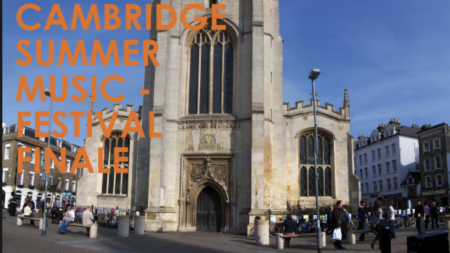 Cambridge Festival Finale