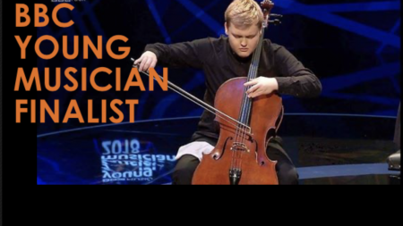 BBC Young Musician Finalist