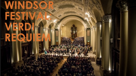 Windsor Festival: Verdi Requiem