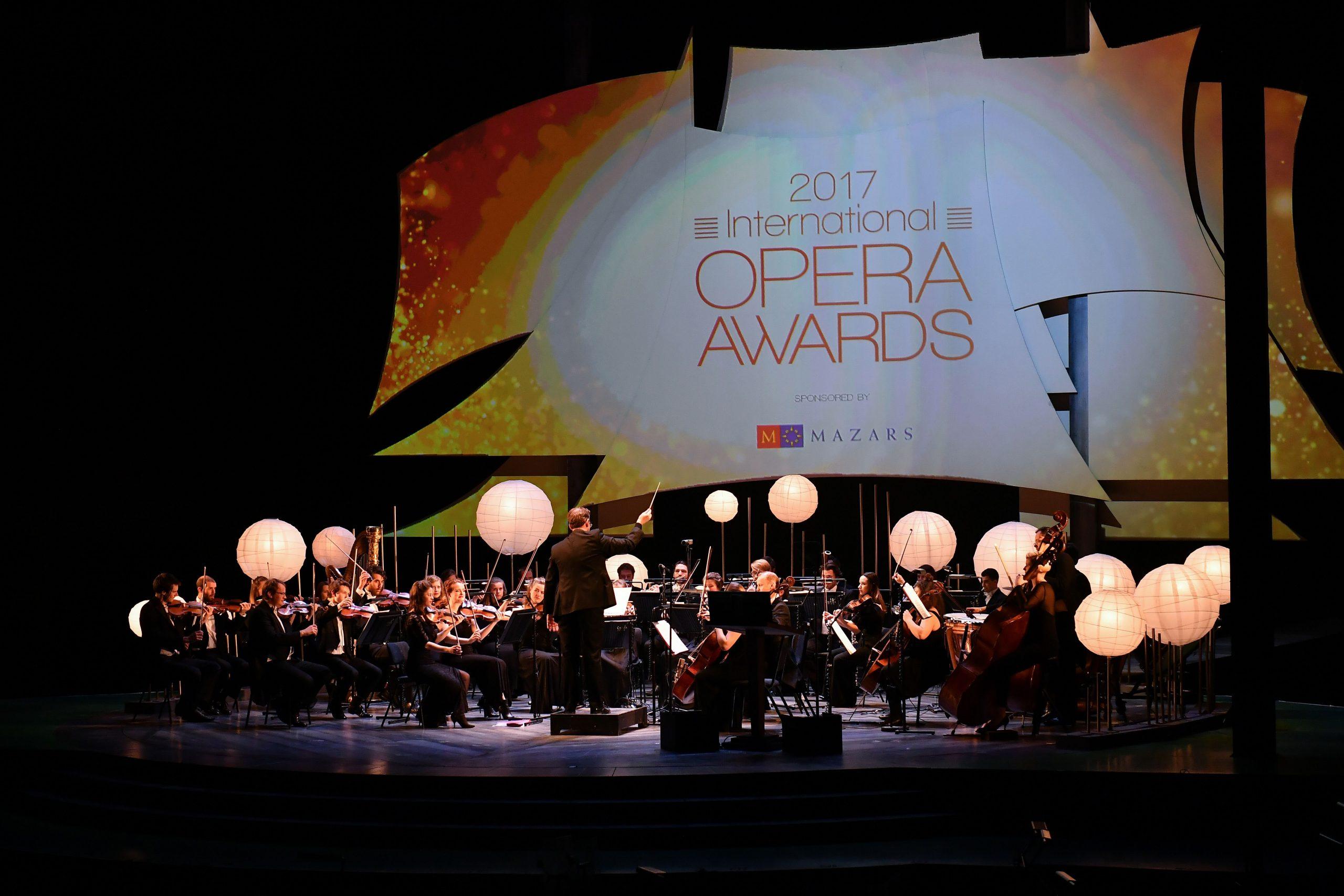 Orpheus Sinfonia International Opera Awards