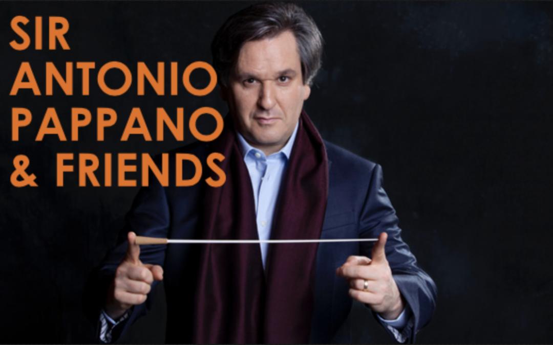 Sir Antonio Pappano 2017