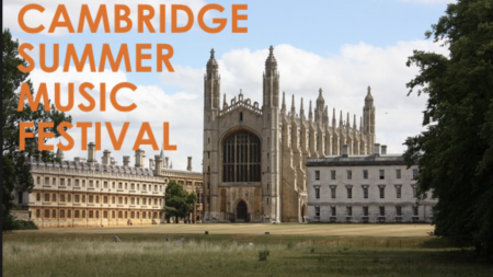 Cambridge Summer Festival