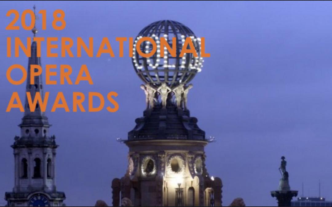 Opera Awards 2017
