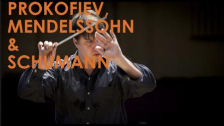 Prokofiev, Mendelssohn