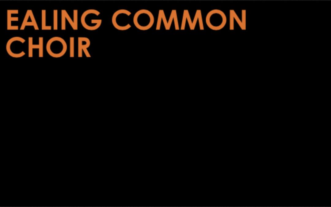 Ealing Common Choir 2016