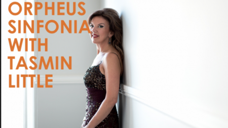 Orpheus Sinfonia with Tasmin Little