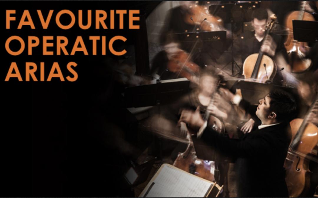 Favourite Operatic Arias