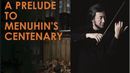Prelude Menuhin's Centenary