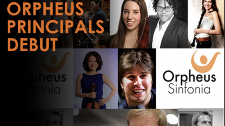 Orpheus Principals Debut