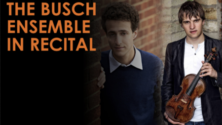 The Busch Ensemble in Recital