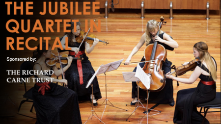 The Jubilee Quartet in Recital