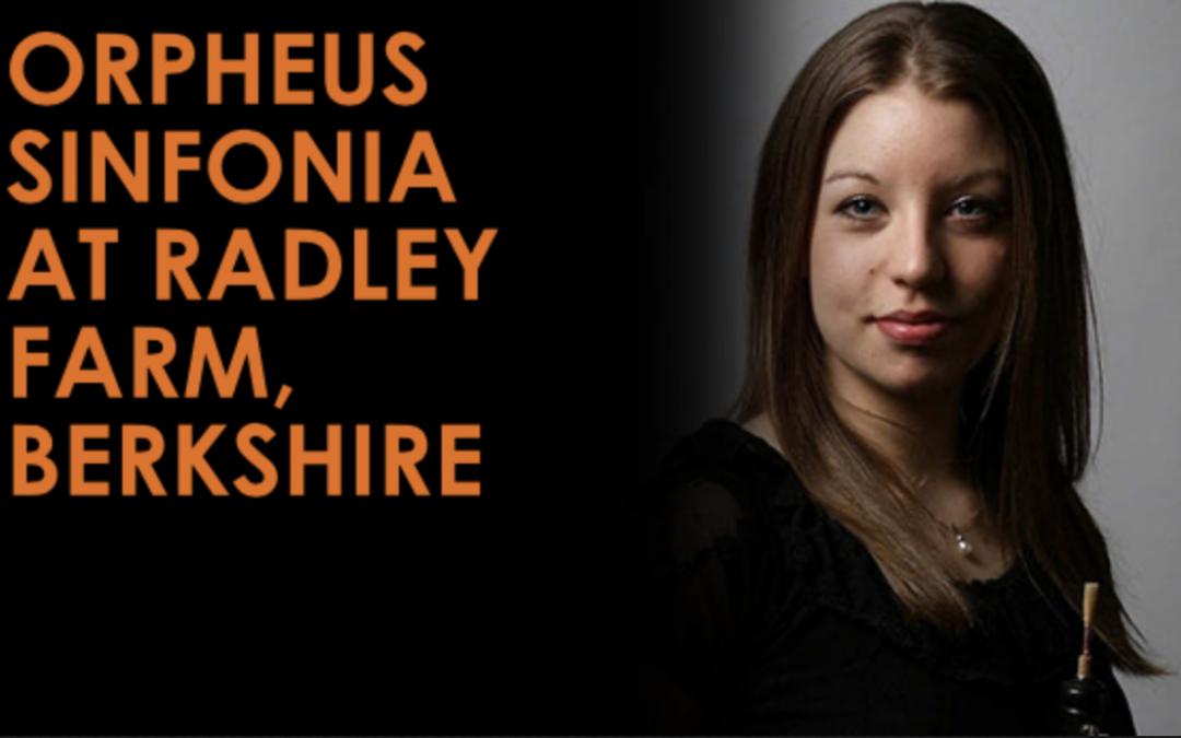 Orpheus Sinfonia at Radley Farm
