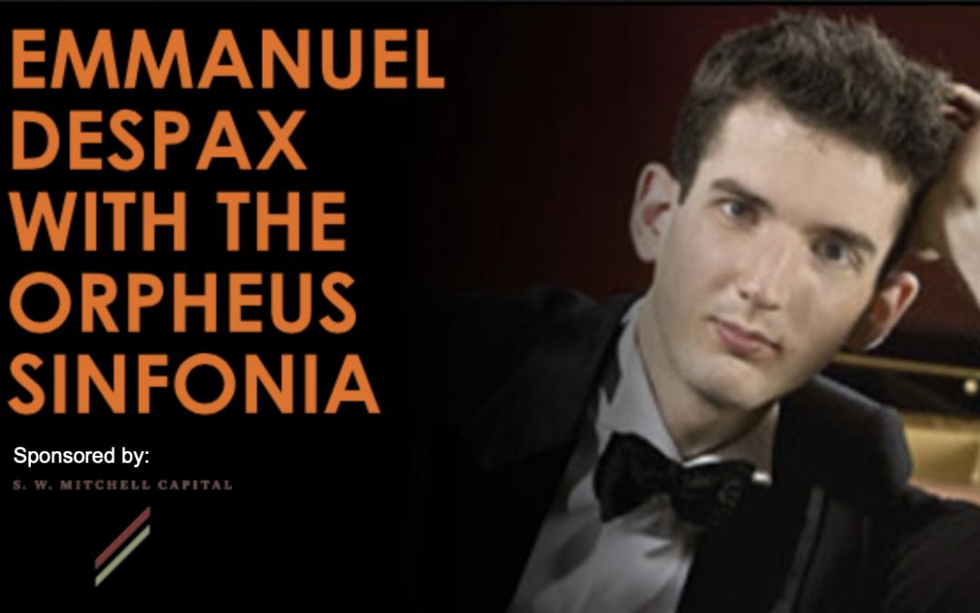 Emmanuel Despax & Orpheus