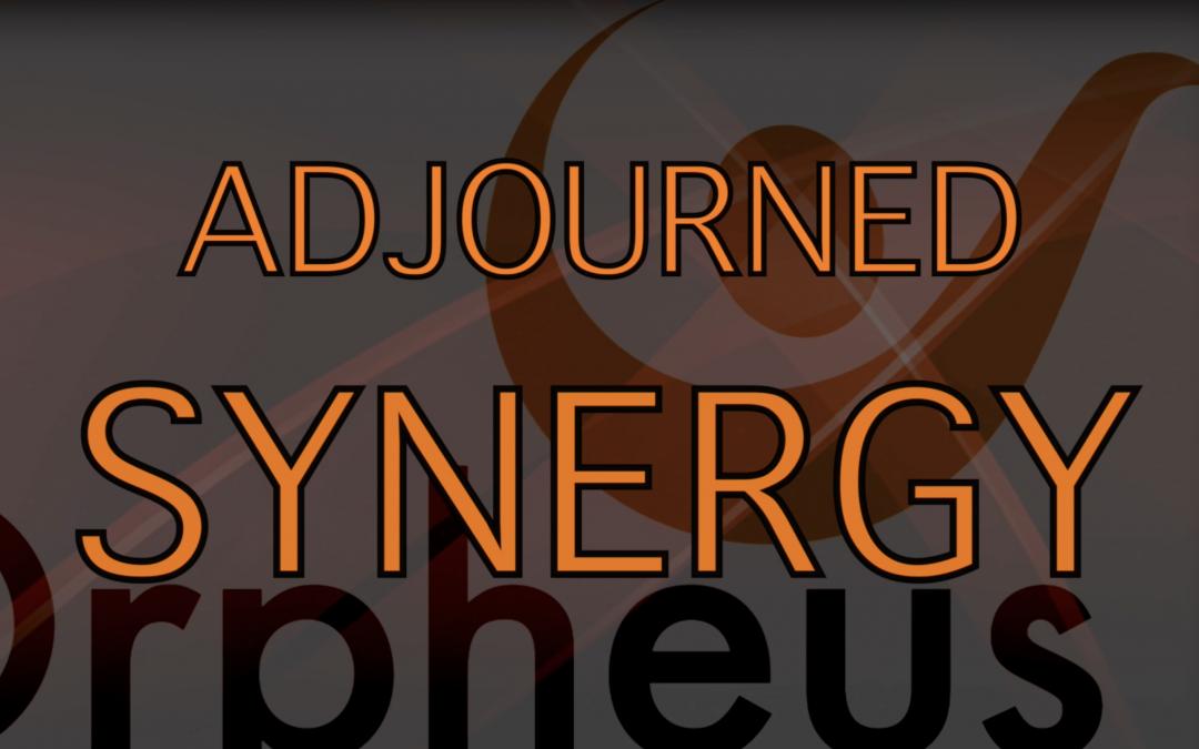 Adjourned Synergy – Cello Trek